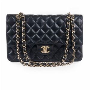Chanel medium size quilted bag